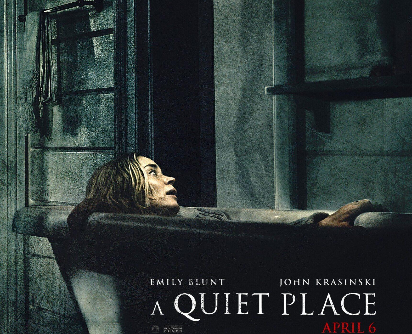 Sessiz Bir Yer (A Quiet Place)