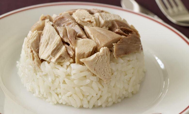 Türk Mutfağının Vazgeçilmez Yemeği Tavuklu Pilav