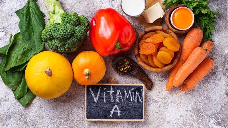 A Vitamininin Faydaları Nelerdir? Hangi Besinlerde Bulunur?