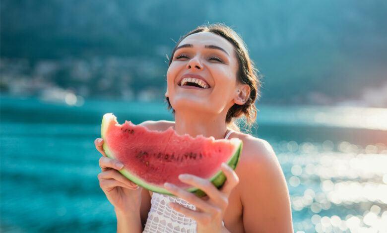 Yaz Aylarına Özel Beslenme Tüyoları
