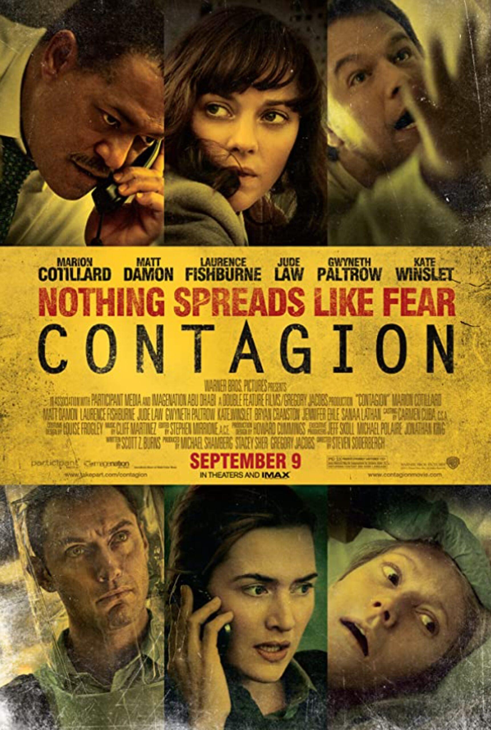 Salgın (Contagion) İzle