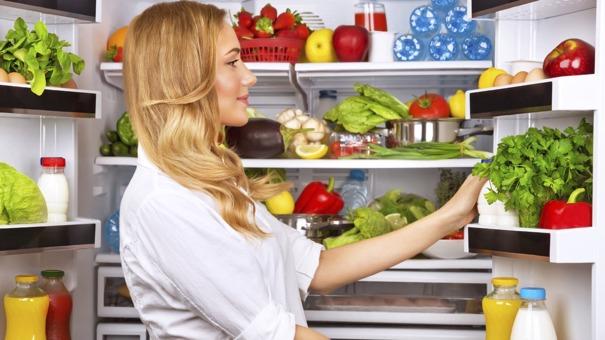 Yiyecekleri Bozulmadan Nasıl Saklarız?