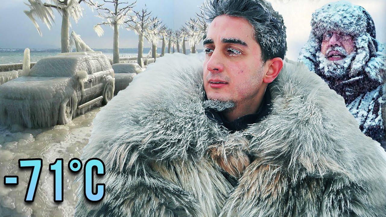 Dünyanın En Soğuk Şehrine Yolculuk