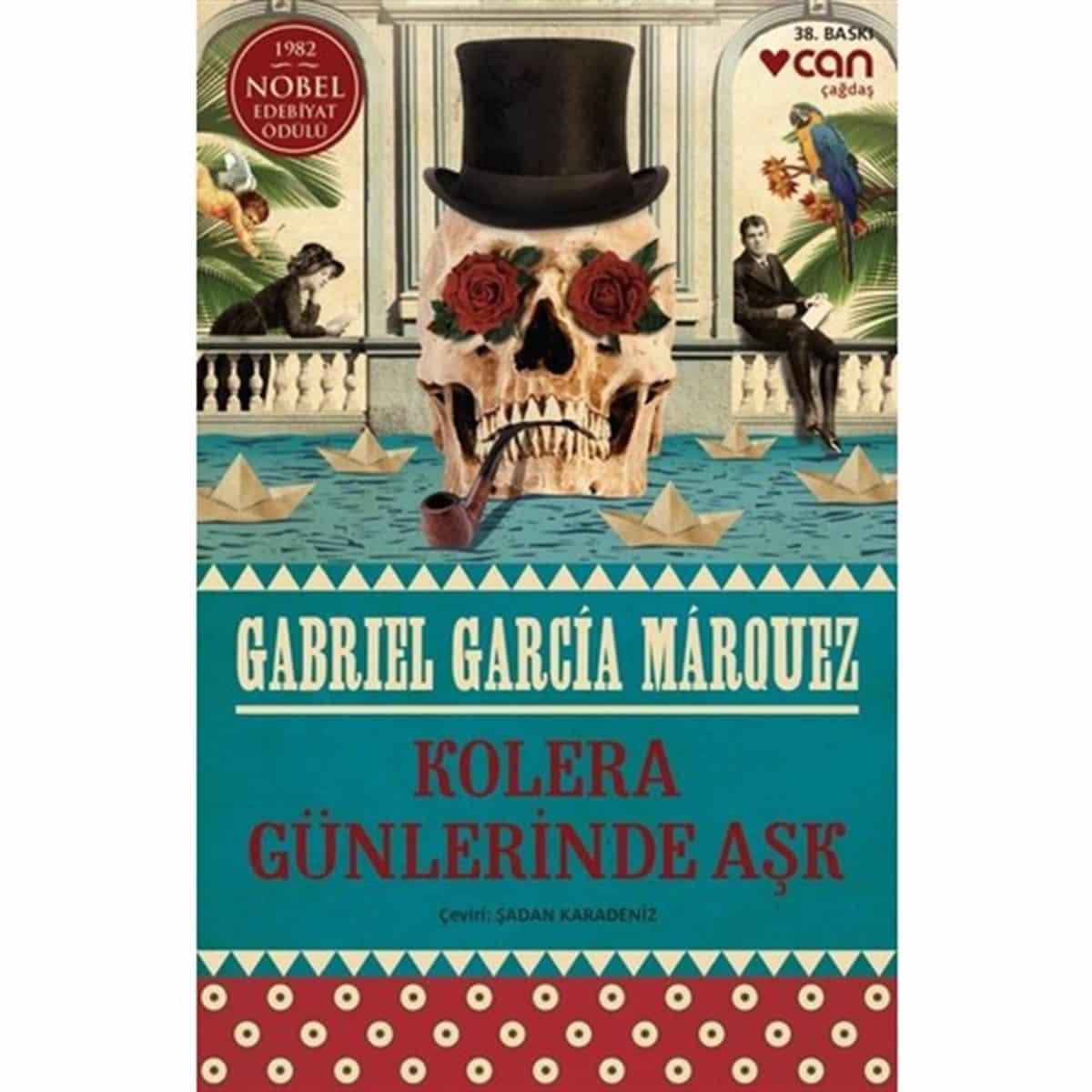 Gabriel Garcia Marquez - Kolera Günlerinde Aşk