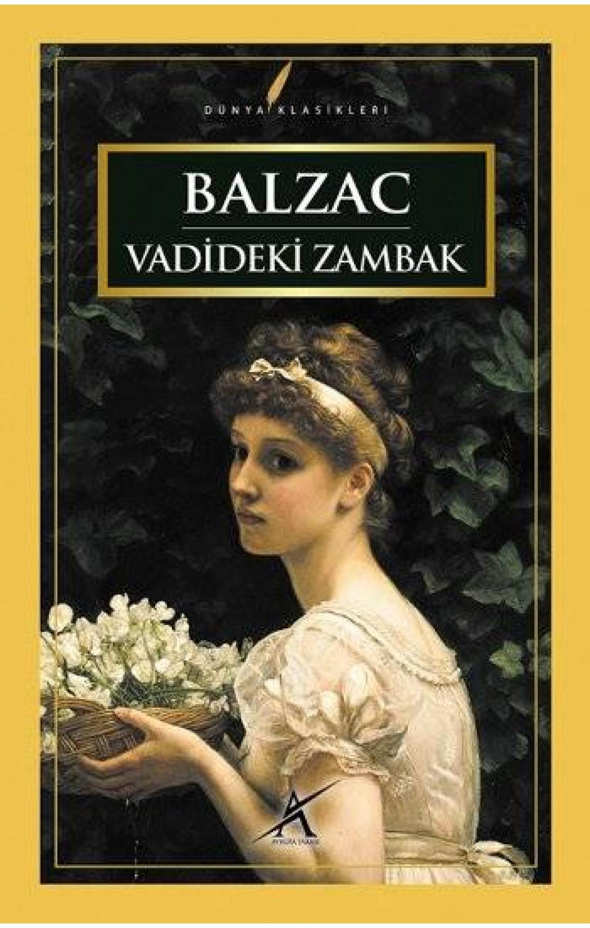 Honoré de Balzac - Vadideki Zambak