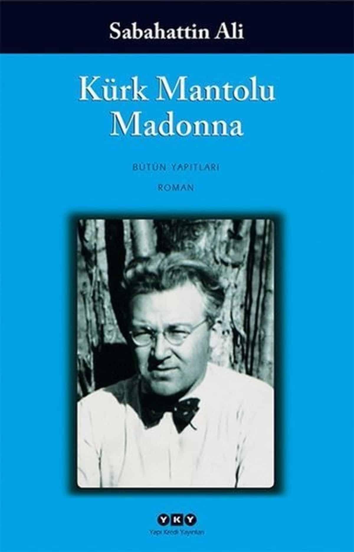 Sabahattin Ali -Kürk Mantolu Madonna