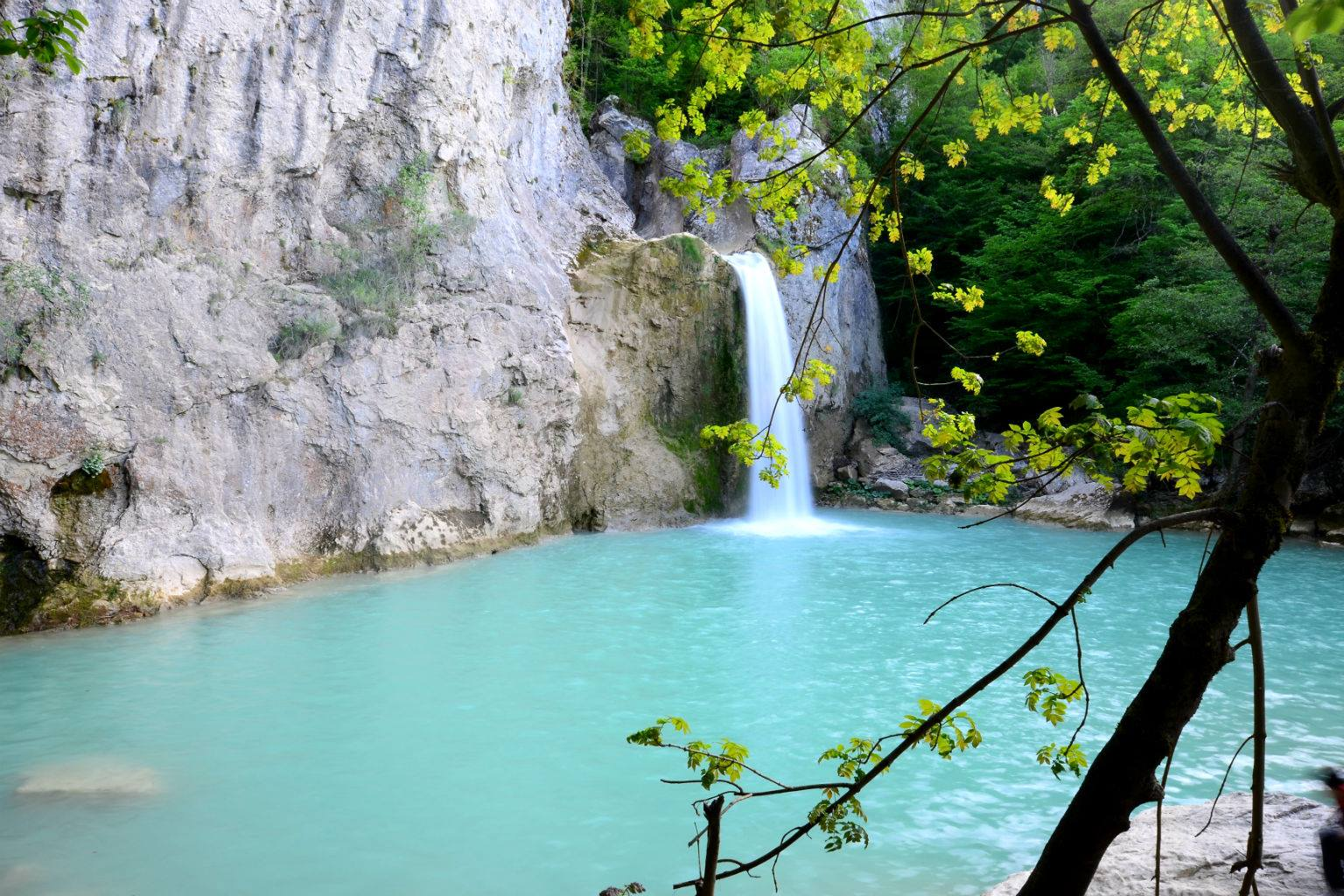 Ilıca Şelalesi - Kastamonu