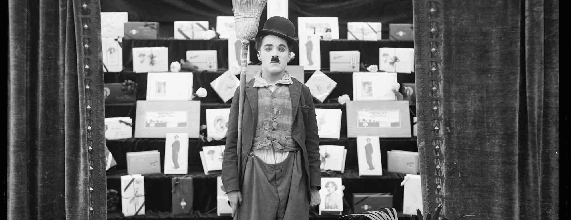 Charlie Chaplin Biyografi