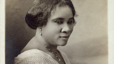"""İlk Kadın Girişimci """"Madam C. J. Walker"""""""