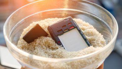 Suya Düşen Telefonu Pirince Koymak