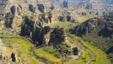 Ulubey Kanyonu - Uşak