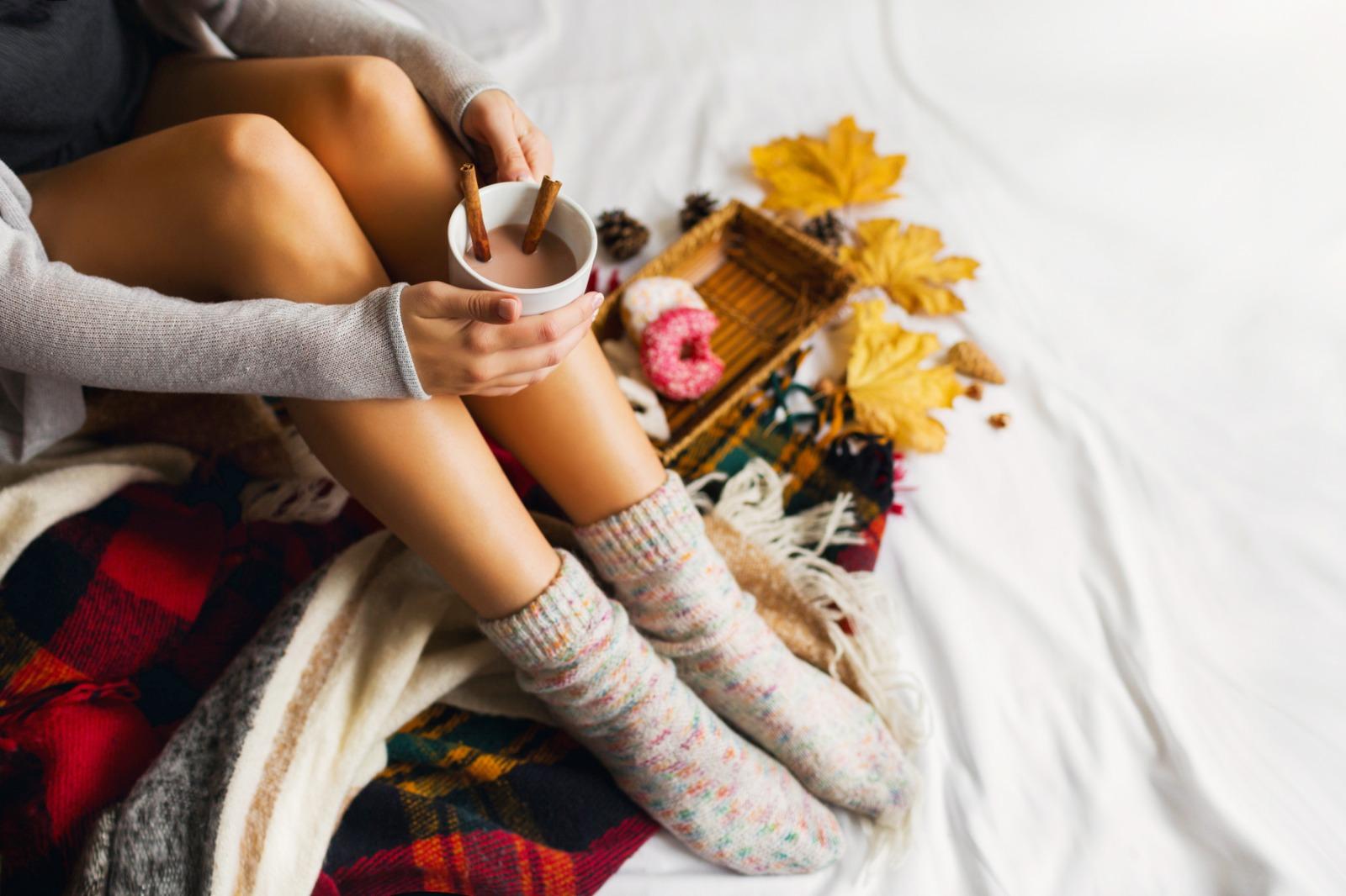 Uyurken Çorap Giyinmek Faydalı mıdır Zararlı mıdır?