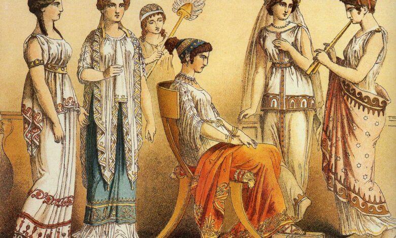 Antik Çağ'da Kısa Saçlılar Köle, Uzun Saçlılar Asilmiş