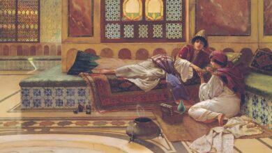 Osmanlı Saray Kadınının Kişisel Bakım Rutini