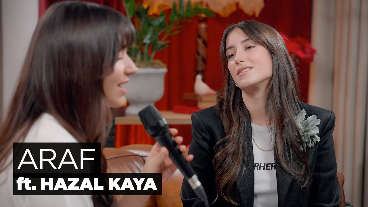 Zeynep Bastık & Hazal Kaya - Araf Akustik