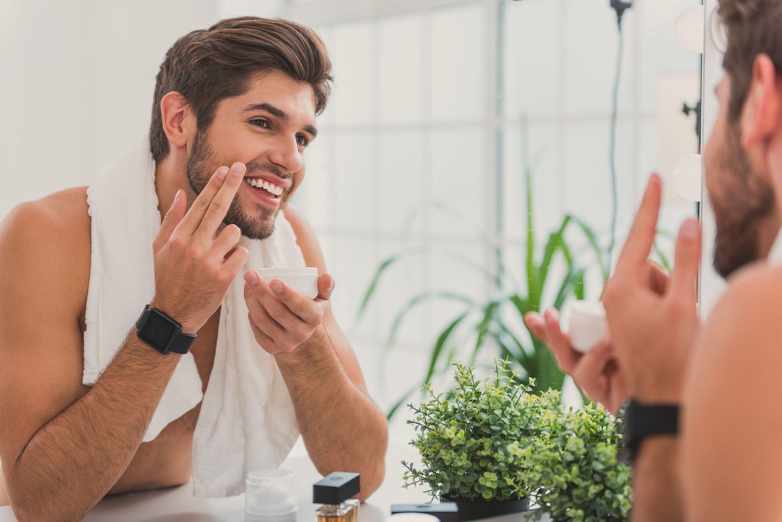 Erkeklere Özel Cilt Bakım Önerileri