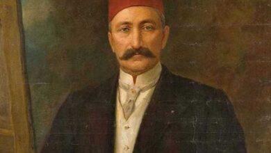 """İlk Türk Resim Sergisini Açan """"Şeker Ahmet Ali Paşa"""""""