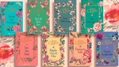 Bridgerton Kitap Serisi - Julia Quinn