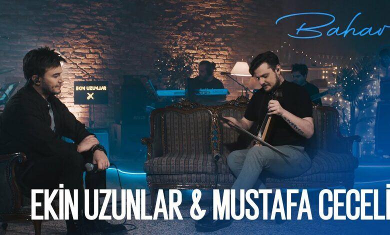 Ekin Uzunlar & Mustafa Ceceli - Bahar