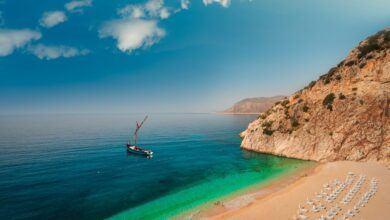 Antalya'nın En Güzel 5 Plajı