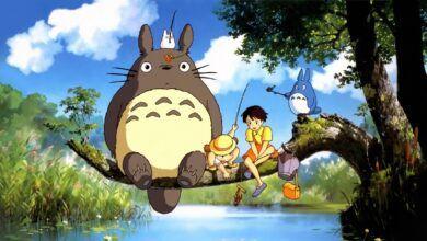 Komşum Totoro (Tonari no Totoro)