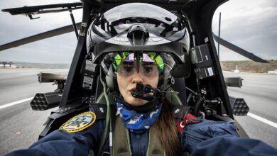 Türkiye'nin İlk Kadın Taarruz Helikopter Pilotu