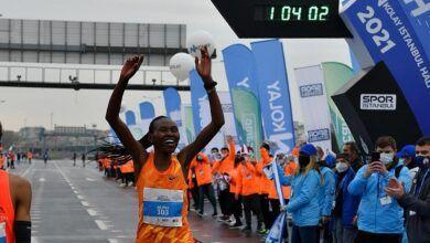 İstanbul Yarı Maratonunda Kadınlardan Yeni Dünya Rekoru