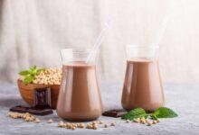Vegan Çikolatalı Süt