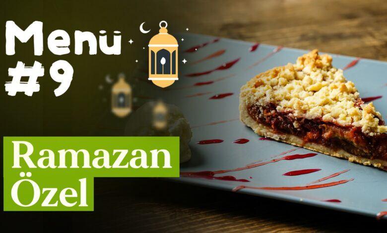 Ramazan 9. Gün İftar Menüsü