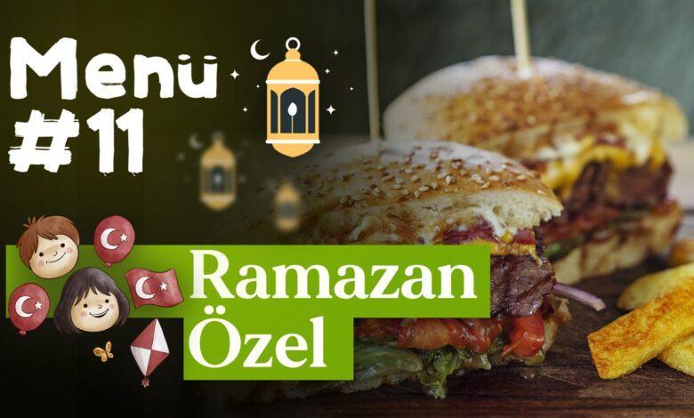 Ramazan 11. Gün İftar Menüsü