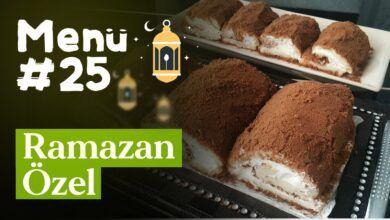 Ramazan 25. Gün İftar Menüsü