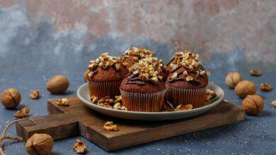 Şekersiz Kakaolu Muffin Tarifi