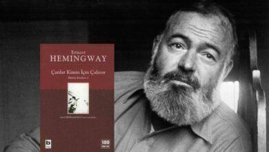 Ernest Hemingway - Çanlar Kimin İçin Çalıyor