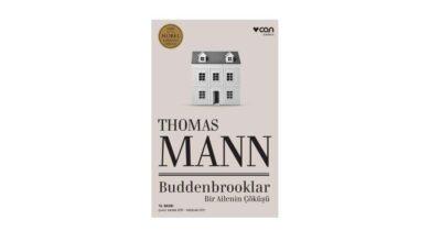 Thomas Mann - Buddenbrook Ailesi