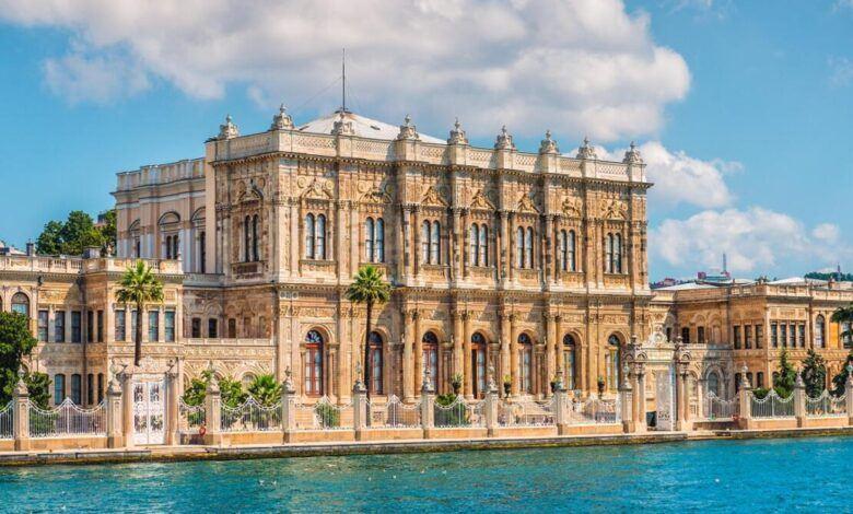 Beylerbeyi Sarayı Tarihi