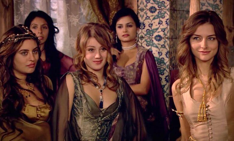 Osmanlı'da Kadın Sultanlar
