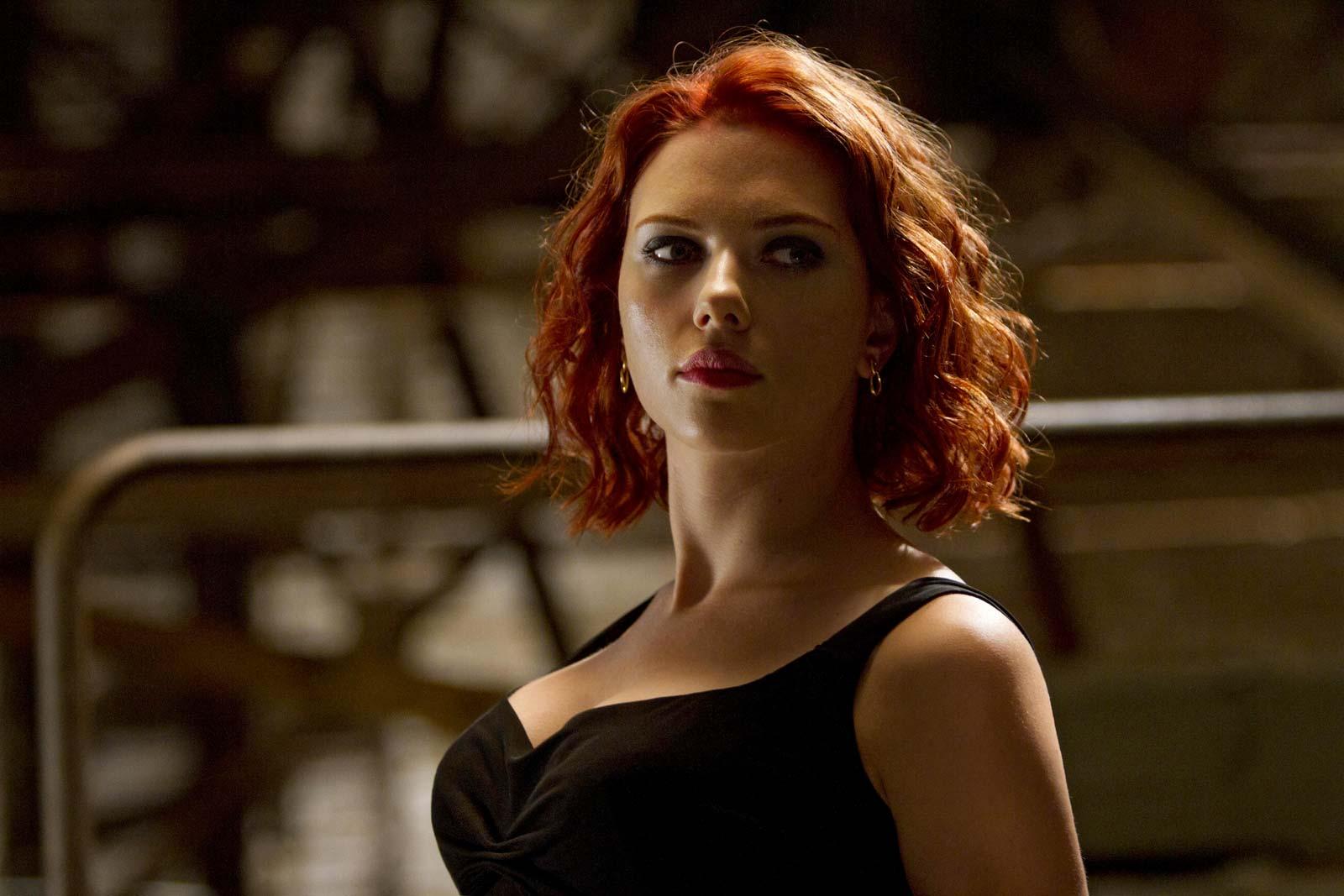 Scarlett Johansson Natasha Romanoff Avengers Age Of